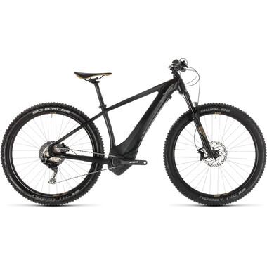 "Mountain Bike eléctrica CUBE ACCESS HYBRID SL 500 KIOX 27,5/29"" Mujer Gris/Negro 2019"